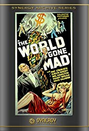 The World Gone Mad Poster