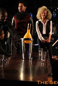 Devon Anderson, Naveed Choudhry, Marcquelle Ward, Jermaine Curtis Liburd, Marvin Henriques, Aaron Cobham, and Paris Jardine in The Secret to Dating (2013)