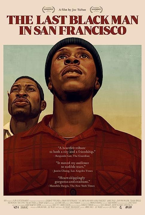The Last Black Man in San Francisco (2019) Hindi Dubbed