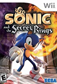 Sonic and the Secret Rings Poster