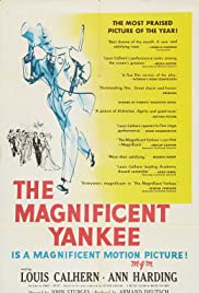 The Magnificent Yankee Poster