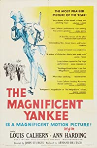 High quality movie trailers download The Magnificent Yankee by John Sturges [WEB-DL]