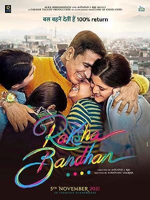 Raksha Bandhan movie, song and  lyrics