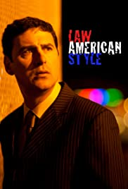 Law American Style Poster