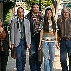Robert Beltran, Bridget Gethins, Kimberly Guerrero, and Brandon Oakes in Taking Chances (2009)