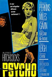 Psycho (1960) Poster - Movie Forum, Cast, Reviews