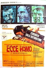 Ecce Homo Poster