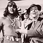 Edward Everett Horton and Robert Paige in Her Primitive Man (1944)
