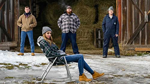 LETTERKENNY kicks off post-fight with Dierks (Tyler Hynes), and the Hicks, Skids, and Hockey Players attend an American Buck and Doe. Katy () takes her scorched earth dating strategy back to Letterkenny and Gail (Lisa Codrington) gets some action of her own. Meanwhile, The Hockey Players learn about Judaism and the whole town gets really into sleepover activities like movies, board games, and girl talk. Then, a competing restaurant opens in Letterkenny and Tanis (Tiio Horn) starts her own energy drink.