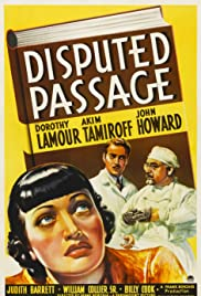 Disputed Passage Poster