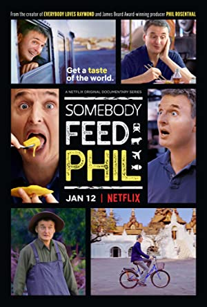 Where to stream Somebody Feed Phil