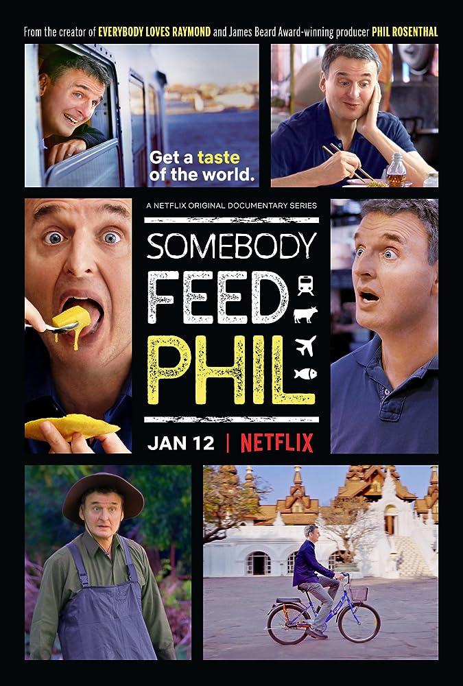 環球饗宴:菲爾來吃飯 (第4季) | awwrated | 你的 Netflix 避雷好幫手!
