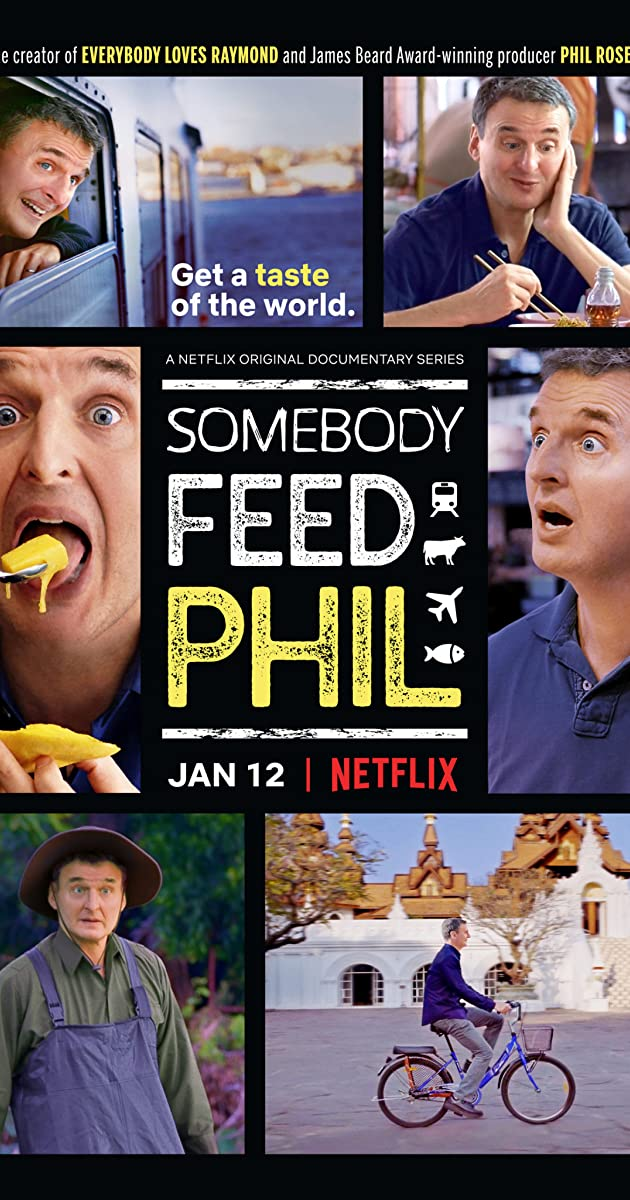 Download Somebody Feed Phil or watch streaming online complete episodes of  Season2 in HD 720p 1080p using torrent