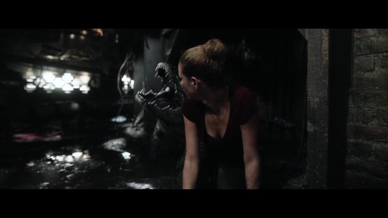 Kaya Scodelario in Crawl (2019)