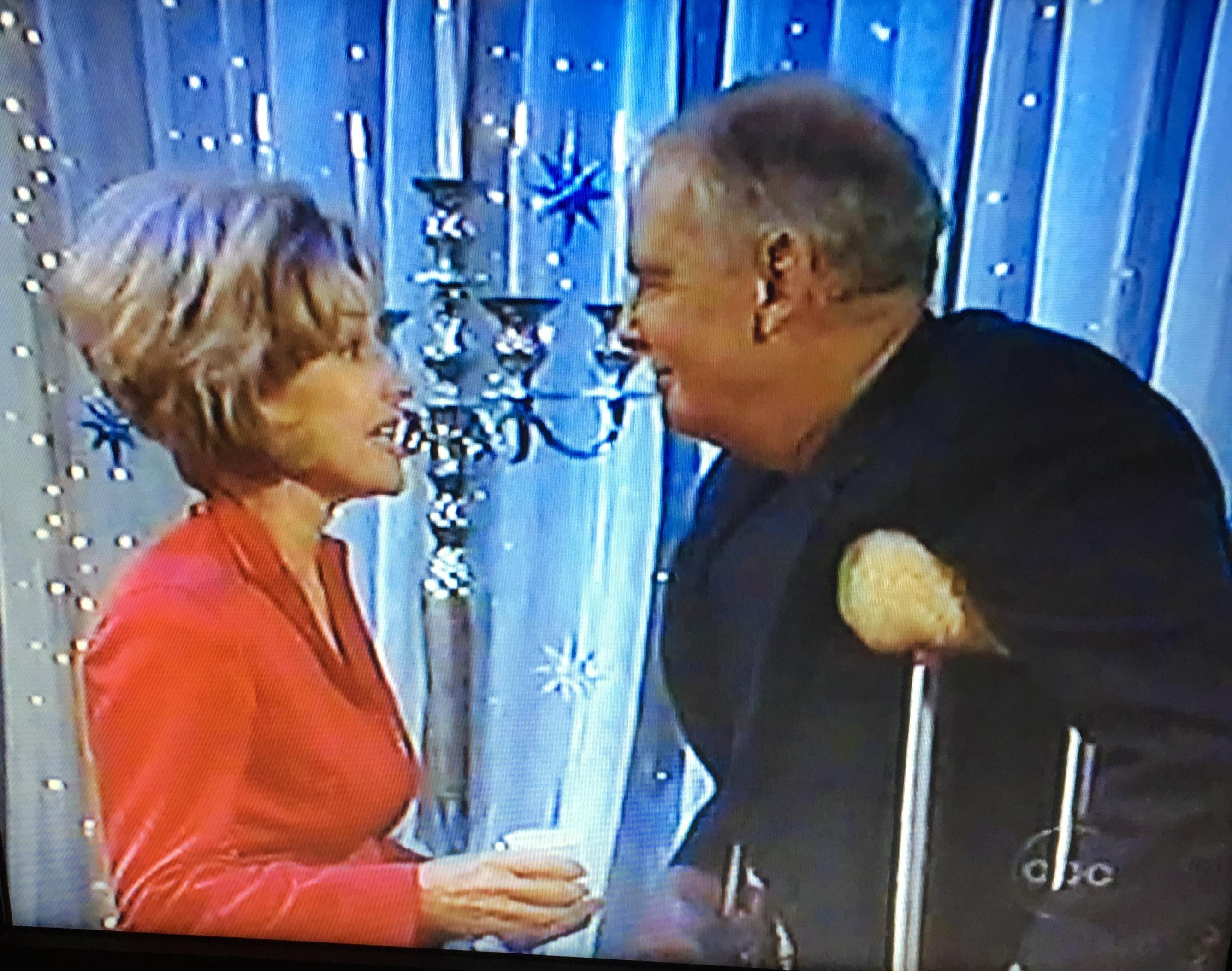Pat Crowley and Nicholas Pryor in Port Charles (1997)