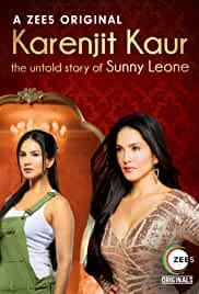 Karenjit Kaur - The Untold Story of Sunny Leone Poster