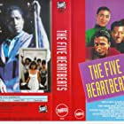 Troy Byer, Harry Lennix, Leon, Robert Townsend, Tico Wells, and Michael Wright in The Five Heartbeats (1991)