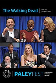 Primary photo for The Walking Dead: Cast and Creators Live at Paleyfest