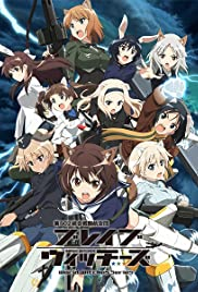 Brave Witches Poster