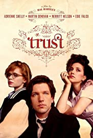 Trust (1990) Poster - Movie Forum, Cast, Reviews