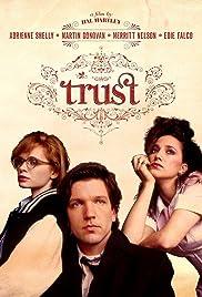 Trust(1990) Poster - Movie Forum, Cast, Reviews
