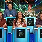 Kate Langbroek, Mick Molloy, Cal Wilson, Ed Kavalee, and Sam Pang in Episode #9.26 (2021)