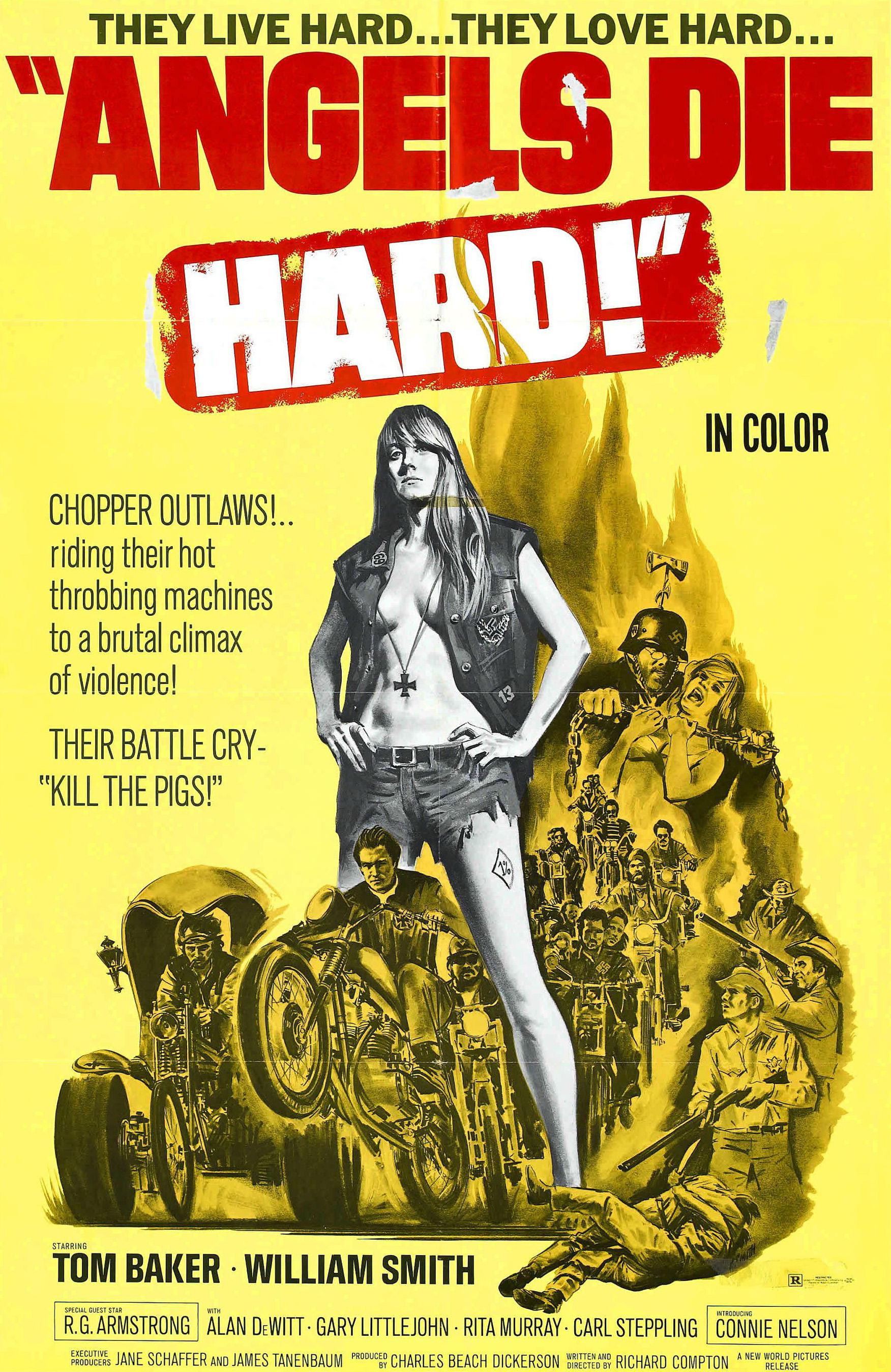 Angels Die Hard (1970) - IMDb