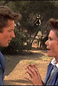 Bruce Boxleitner and Kate Jackson in Scarecrow and Mrs. King (1983)