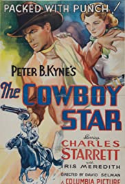 The Cowboy Star Poster