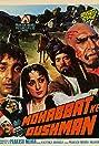 Mohabbat Ke Dushman (1988) Poster