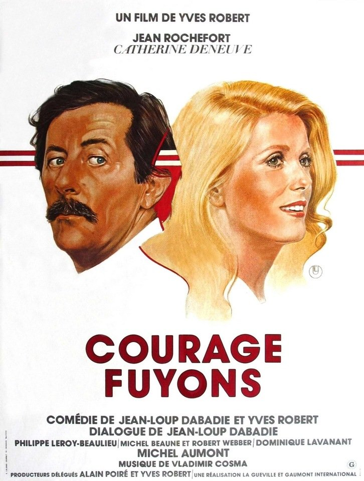 Courage fuyons (1979)