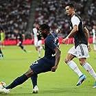 Japhet Tanganga and Cristiano Ronaldo in All or Nothing: Tottenham Hotspur (2020)