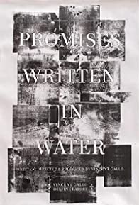 Primary photo for Promises Written in Water