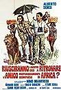 Riusciranno i nostri eroi a ritrovare l'amico misteriosamente scomparso in Africa? (1968) Poster