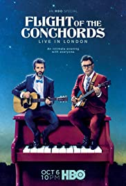 Flight of the Conchords: Live in London Poster