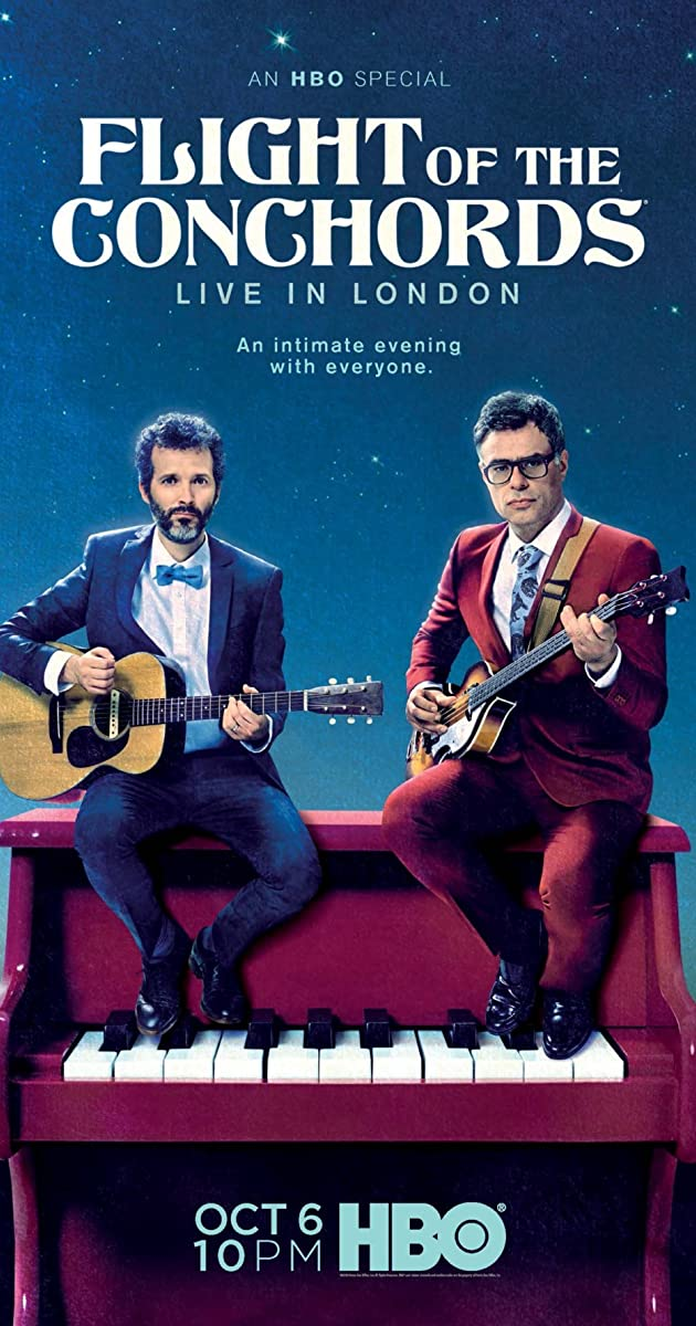 Flight Of The Conchords Live In London 2018