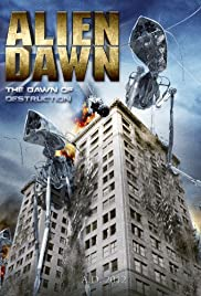 Alien Dawn (2012) Poster - Movie Forum, Cast, Reviews
