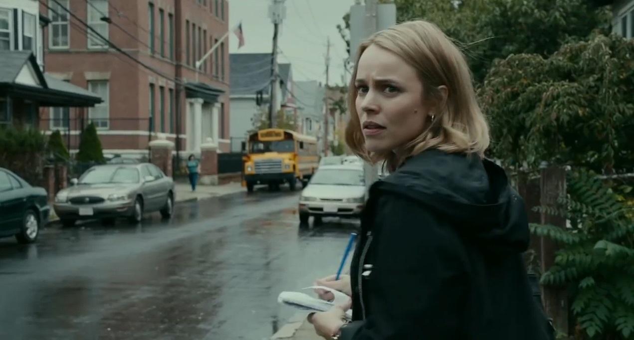 Spotlight (2015) Rachel McAdams