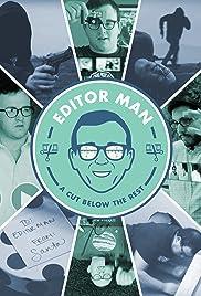 Editor Man Poster