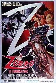 La última aventura del Zorro (1969)