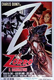 Zorro's Latest Adventure Poster