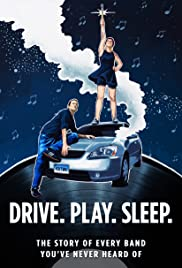 Drive Play Sleep Poster