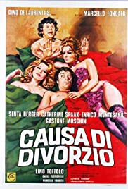 Cause of Divorce Poster