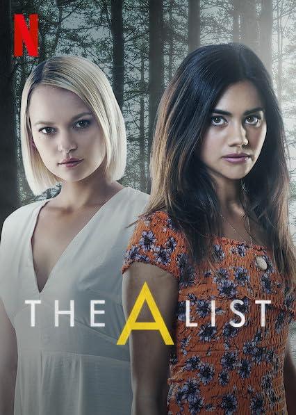 The A List (2021) Season 2 Hindi Dubbed (Netflix)