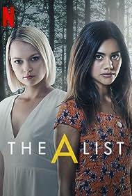 Lisa Ambalavanar and Ellie Duckles in The A List (2018)