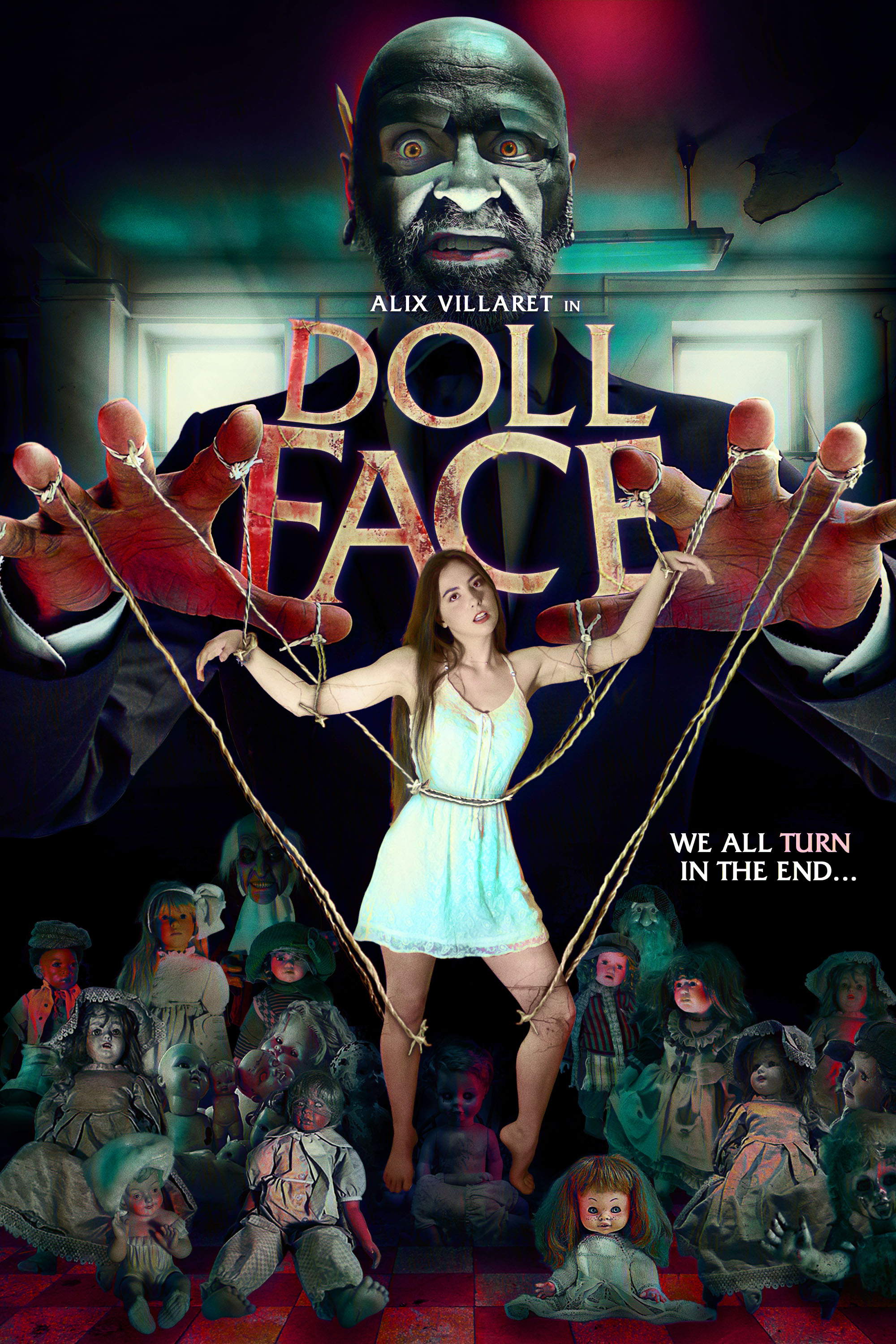 Doll Face (2021) Hindi (Voice Over) Dubbed + English [Dual Audio] WebRip 720p [1XBET]