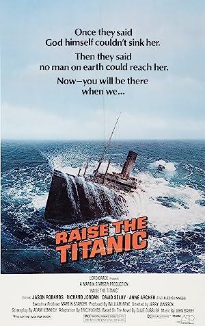 Where to stream Raise the Titanic