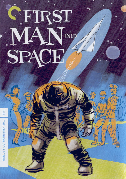 Image result for first man into space movie