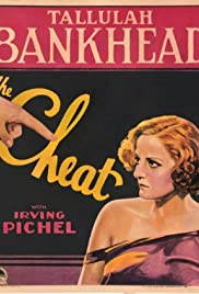 The Cheat (1931) Poster - Movie Forum, Cast, Reviews