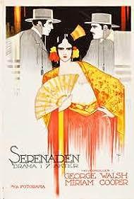 Miriam Cooper, Bertram Grassby, and George Walsh in Serenade (1921)